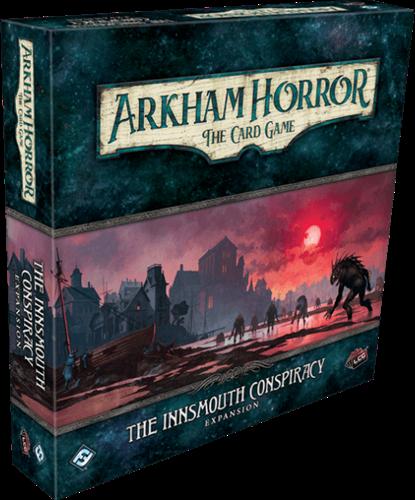 Arkham Horror LCG - The Innsmouth Conspiracy Deluxe