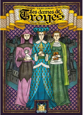 The Ladies of Troyes