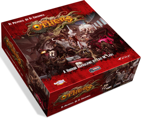 The Others - A Horror Boardgame-1