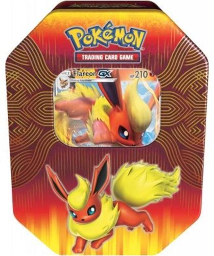 Pokemon - Elemental Power Tin Flareon
