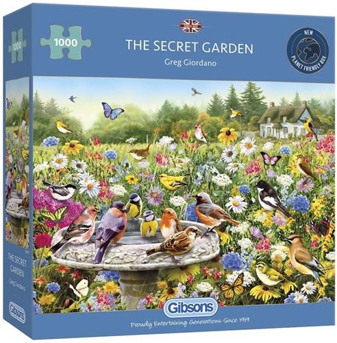 The Secret Garden Puzzel (1000 stukjes)
