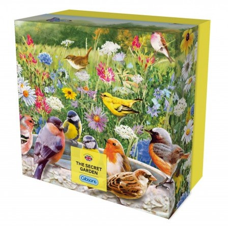 The Secret Garden Puzzel - Gift Box (500 stukjes)
