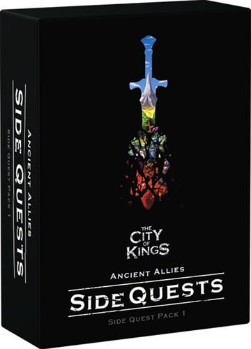 The City of Kings - Side Quest Pack 1