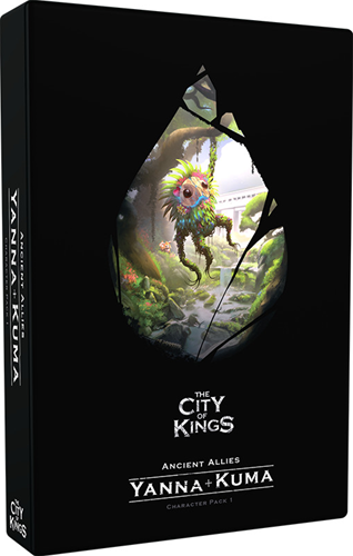 The City of Kings - Character Pack 1 Yanna and Kuma