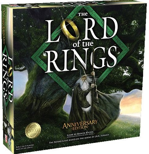 Lord of the Rings - The Board Game Anniversary Edition