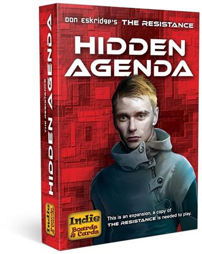 The Resistance - Hidden Agenda Uitbreiding