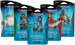 Magic The Gathering - Ravnica Allegiance Theme Booster