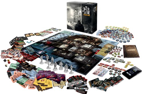 This War of Mine - The Board Game-2