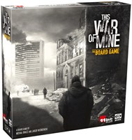 This War of Mine - The Board Game-1