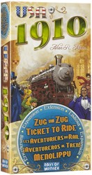 Ticket To Ride - USA 1910 Uitbreiding