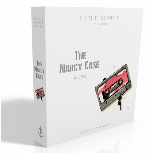 T.I.M.E Stories - The Marcy Case