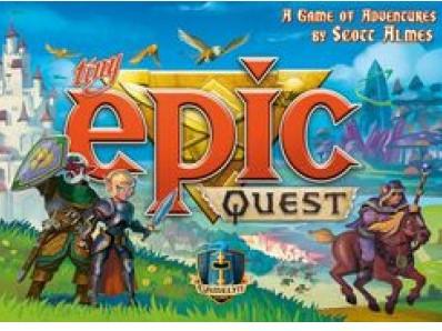 Tiny Epic - Quest