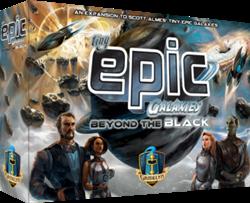 Tiny Epic Galaxies - Beyond the Black
