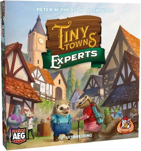Tiny Towns - Experts (NL versie) (demo spel)