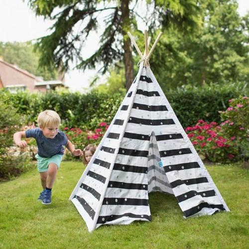 Tipi Tent (Stippen en Strepen)