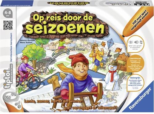 Tiptoi - Op Reis Door De Seizoenen (Open geweest)