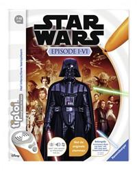 Tiptoi - Star Wars Episode I-VI Boek