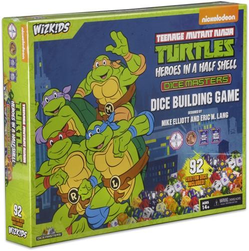 Ninja Turtles - Dice Masters Heroes in a Half Shell-1