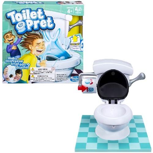 Toiletpret