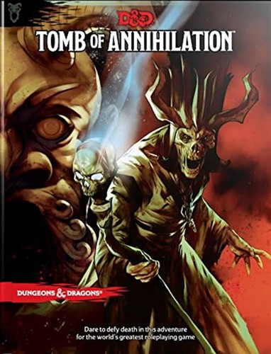 D&D 5.0 - Tomb of Annihilation