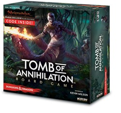 D&D - Tomb Of Annihilation - Premium Edition