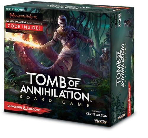 D&D - Tomb Of Annihilation - Premium Edition