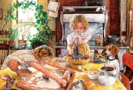 Too Many Cooks Puzzel (500 stukjes)