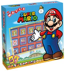 Top Trumps Match - Super Mario