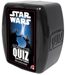 Top Trumps Quiz - Star Wars