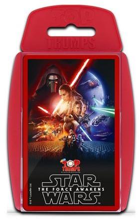 Top Trumps Star Wars The Force Awakens