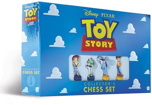 Toy Story - Collector's Chess Set (doos beschadigd)