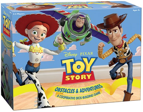 Toy Story Battle Box