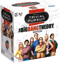 Trivial Pursuit - Big Bang Theory (Engels)