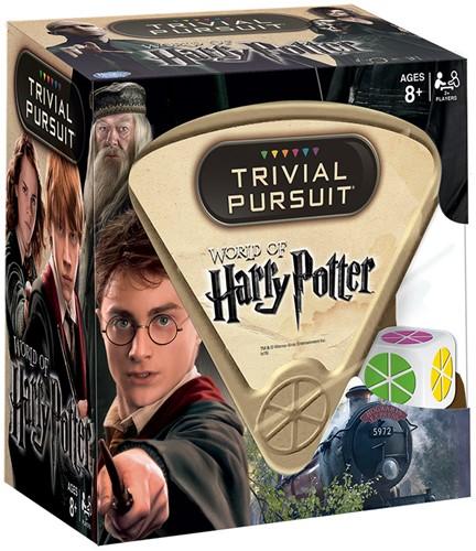 Trivial Pursuit - World of Harry Potter (Engels)-1