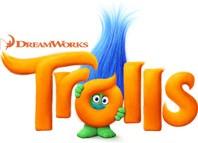 Trolls spellen en puzzels