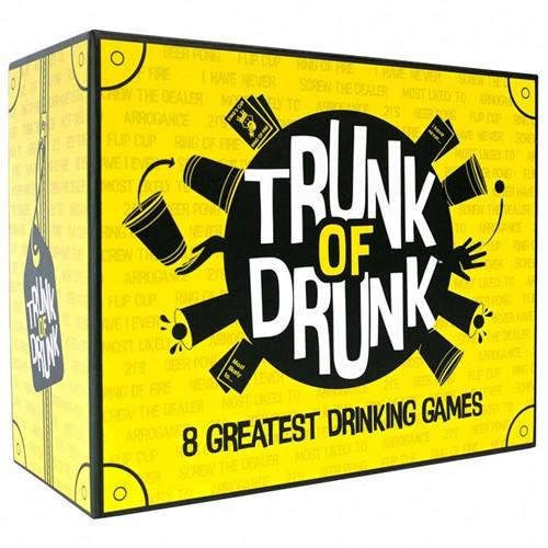 Trunk of Drunk - Partyspel
