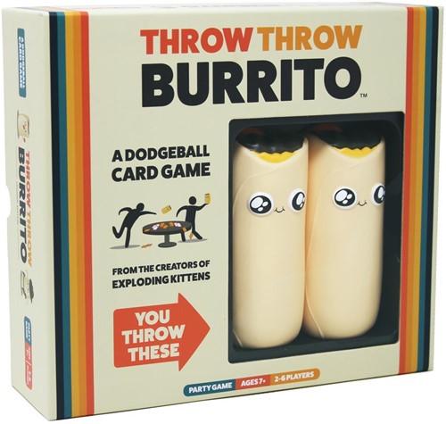 Throw Throw Burrito - Partyspel
