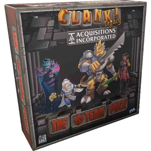 Clank! Legacy - Acquisitions Incorporated C-Team Pac