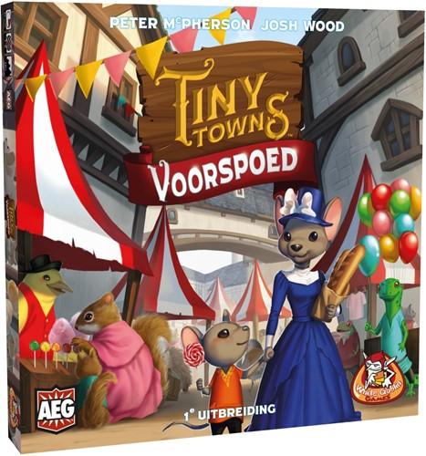 Tiny Towns - Voorspoed Uitbreiding (demo spel)