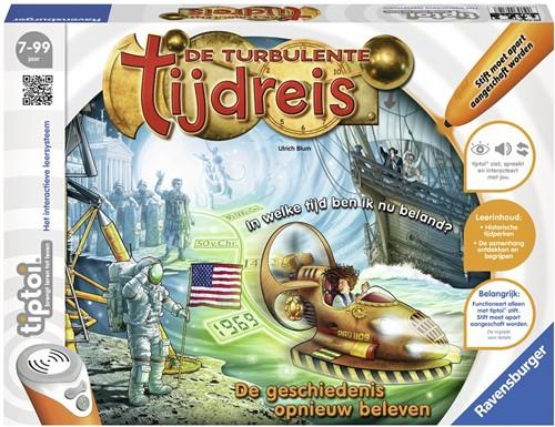 Tiptoi - De Turbulente Tijdreis