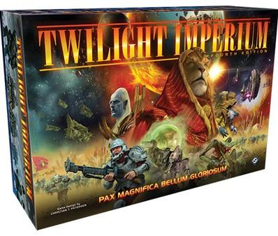 Twilight Imperium - 4th Edition-1