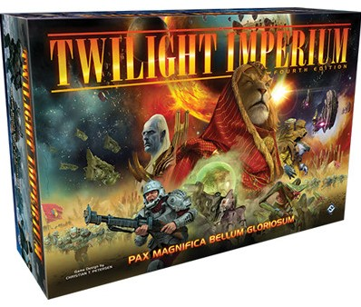 Twilight Imperium - 4th Edition