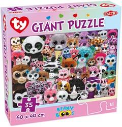 Ty - Giant Puzzle (35 stukjes)