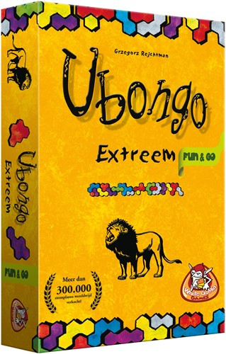 Ubongo - Extreem (Fun & Go)-1