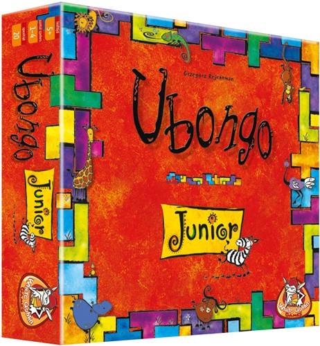 Ubongo - Junior (demo spel)