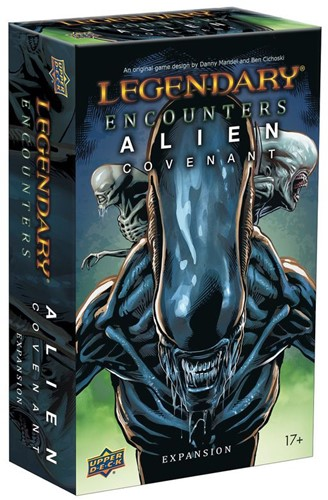 Legendary Encounter Alien Covenant