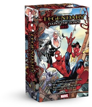 Marvel Legendary - Paint The Town Red (Spider-Man) Expansion