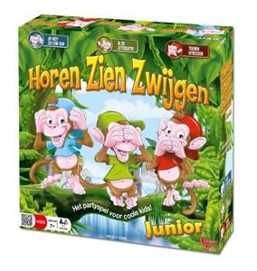 Horen Zien Zwijgen - Junior