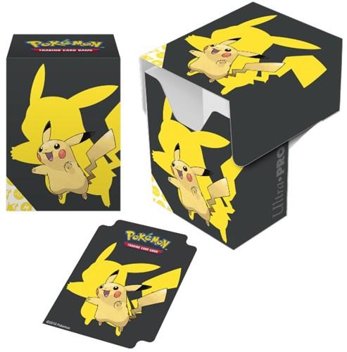 Pokemon Deckbox - Pikachu 2019