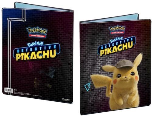 Pokemon Detective Pikachu - 9-Pocket Verzamelmap